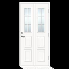 Ytterdörr, Lycka 10x21 HÖ