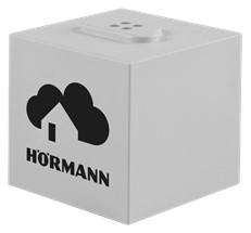 Hörmann homee brain-kub