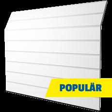 Sverigeporten takskjutport - M-Profil