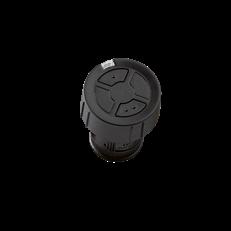 HSZ 2 BS, svart, fjärrkontroll till bilen