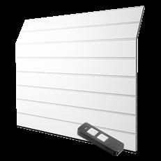GPE Basic - automatisk port med fjärrkontroll - M-Profil