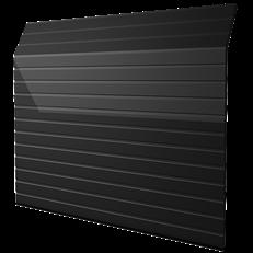 Ryterna Takskjutport R40 - S-Profil